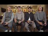 Игроки Minnesota Wild играют в NHL 17