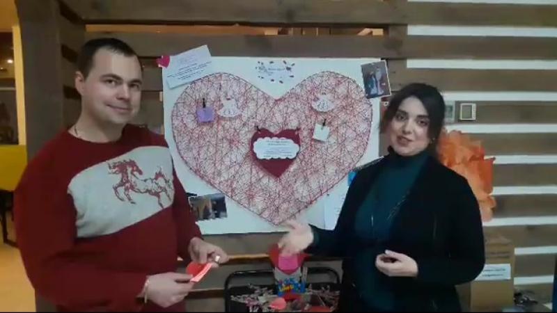 Запуск Почты Ангелов в Харькове
