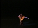 В ночи.  Д. Вишнева, М. Думченко, У. Лопаткина. 09.02.96