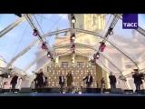 Хор Турецкого Катюша. Концерт на Жандарменмаркт, Берлин. 7 мая 2017г