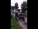 Я учусь водить трактор