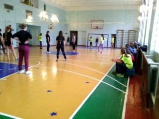 Волейбол 2016-17 Девочки Школа № 120 -110 Школа 2 период