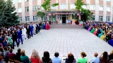 Выпускной вальс, Чаплинская специализированная школа 11-А класс)) Лучший выпускной вальс 2016