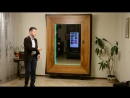 [Floating bed PC-TV combo by Blumo Design]