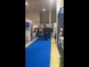 Стенд нашей Компании АСТАТ на выставке Интерпластика 2017