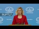 Hammer! Russisches Außenministerium antwortet US-Außenminister Rex Tillerson