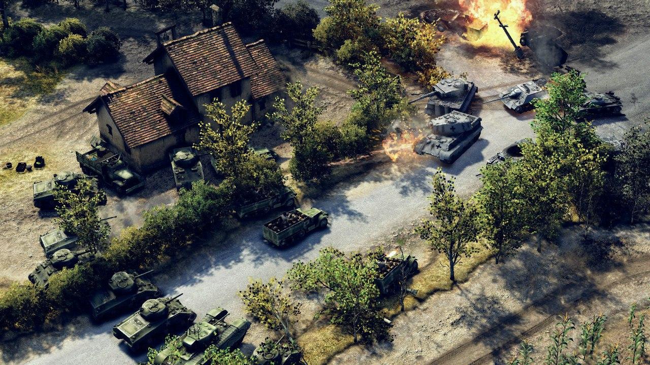 Sudden Strike 4 (2017) PC - Скриншот 2