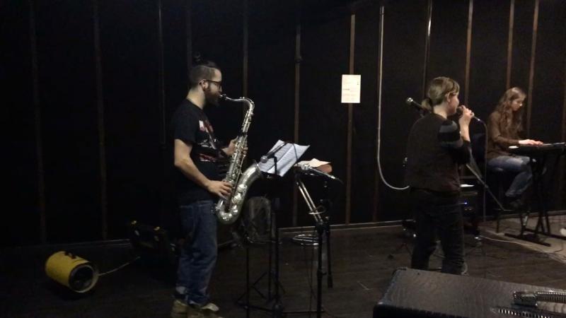 FunQ band Rehearse
