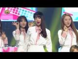 《CUTE》 WJSN (우주소녀) - I Wish (너에게 닿기를) @인기가요 Inkigayo 20170226