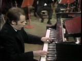 Бетховен. Концерт №5 для фортепиано с оркестром. Солист Глен Гульд, дирижёр Карел Анчерл. Запись 1970 года.
