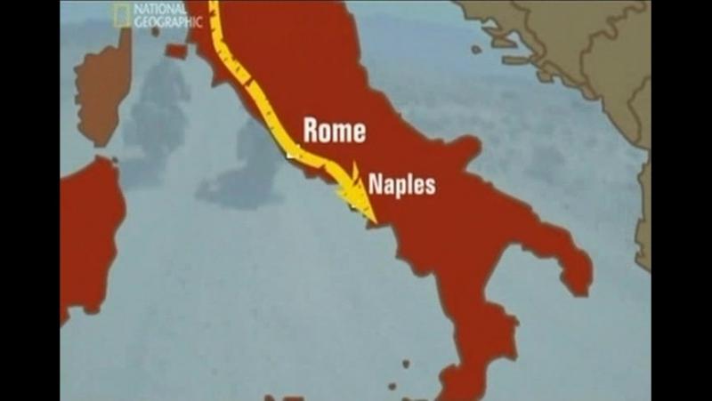 03.Долгий путь на юг. От Рима до Тобрука