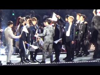 [Fancam] 170603 VIXX - 2017 Dream Concert ending
