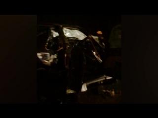 Два водителя и ребёнок погибли в аварии на Петрозаводском шоссе