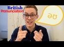 British Pronunciation - /əʊ/ vowel sound (oh / throw / although)