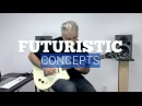 Futuristic Guitar Concepts Theory and Application