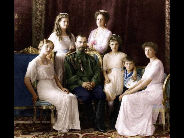 Император Николай II и Императрица Александра Федоровна СЕМЕЙНЫЕ ИСТОРИИ