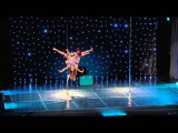 Mary &amp Jo - Greek Pole Dance Championship 2016 by Rad Polewear - Doubles Division