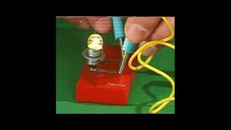 Опыты по физике Энергия заряженного конденсатора