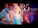35 Reasons to Ship Helsa  i c e b u r n s