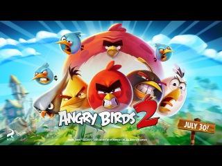 Angry Birds 2 прохождение на русском Энгри Бердс 2 Злые птички Angry birds Toons