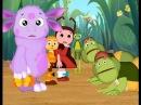 Лунтик  Мультик Игра  Прохождение Играем с Лунтиком Пирог Видео для детей