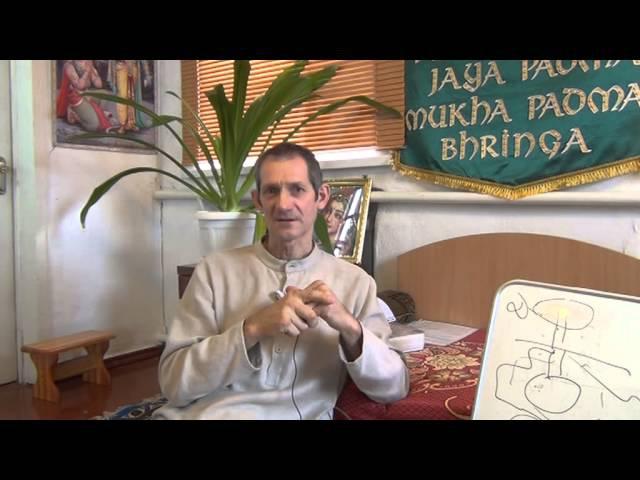 Колдуны и любовь - часть 1 - Вайшнава Прана дас - 16.11.2013