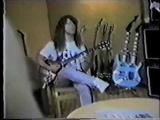 Solo de Guitarra Electrica Jason Becker Ft. Marty Friedman jam