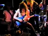 Jason Becker with Marty Friedman fast guitar solo (Cacophony)