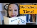 English Dictation Practice: Advanced Listening Skills