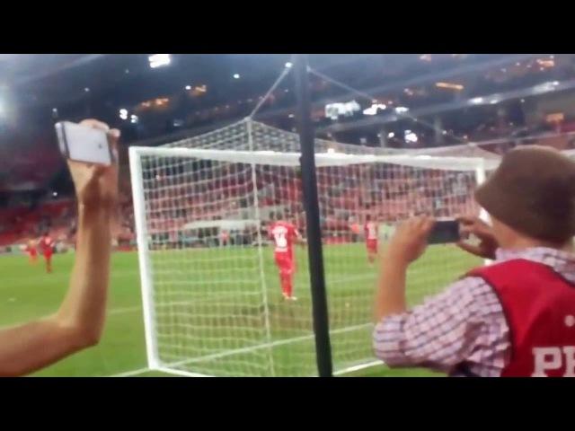 Фанаты Спартака - ПИЗДЕЦ ПОЗОРИЩЕ! / Fans Spartak - FUCKING DISGRACE!