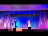 МЫ ВДВОЁМ - Наргиз и Максим Фадеев . танец