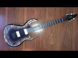 UNBIASED GEAR REVIEW - Kiesel K7 Custom 7-string Guitar