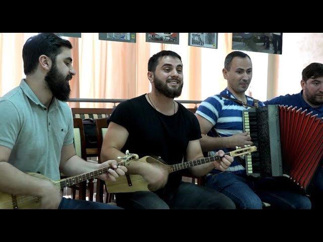 Грузинский ансамбль «БАНИ» в Доме Дружбы народов Татарстана