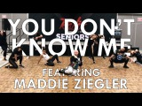 Jax Jones - You Don't Know Me ft Maddie Ziegler Radix Dance Fix Ep 6 Brian Friedman Choreo