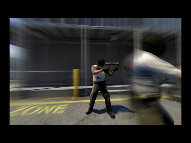 CS:GO - ACE HepBHbIu` [de_nuke]