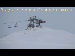 Краткий рассказ о горнолыжном курорте Гудаури.