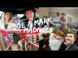 ZOE AND MARK MADNESS!  MARK FERRIS