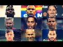 Epic Football Skills Mix - Ronaldinho,Ronaldo,Messi,CR7,Zidane,Neymar,Ibra,Okocha,Quaresma,Pogba HD