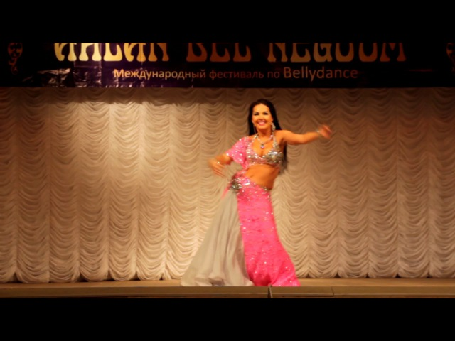 °•★☆ GOLD OF BELLYDANCE☆★•° {OFFICIAL page}💖 - MARTA KORZUN - Baladi in Novosibirsk, Russia