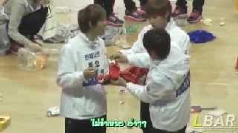[Parody Thai Sub] INFINITE L Dongwoo Sunggyu Woohyun @ Idol Athletics Championships