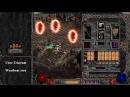 Diablo 2 - Uber Tristram with Bear Sorc - Keyset Orgset Equip - HD 60 fps