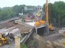 В Голландии тоннель под скоростной автострадой построили за 2 дня, и это реально!