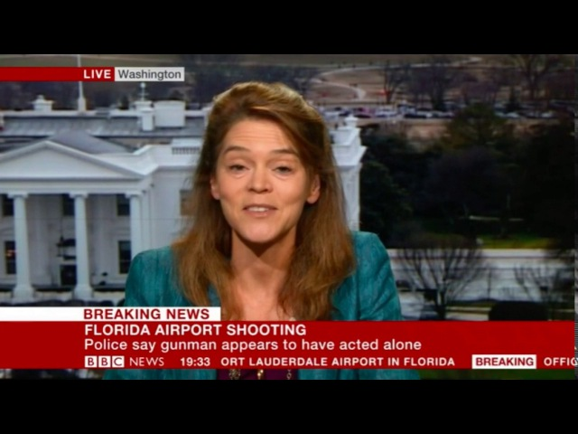 CRAZY GUNMAN Multiple people dead after mass shooting at Florida's Fort Lauderdale airport