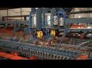 Автоматическая машина сварки арматурной сетки WFE с подвижными электродами