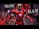 Iron Man Железный человек Тони Старк гений,миллиардер,плейбой,филантроп