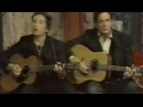 Bob Dylan And Johnny Cash Girl From The North Country