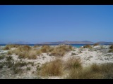 Nudist beach on the island of Kos. Greece.