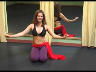 تعليم الرقص الشرقي خطوة بخطوة - Belly dance tutorial step by step part 3