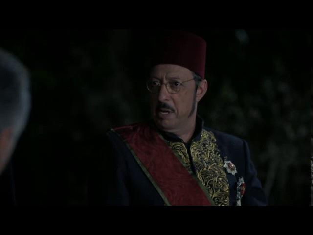 Payitaht Abdülhamid 17. Bölüm - Mahmud Paşadan Lord Conrada tokat!