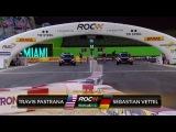 2017 ROC Miami   Race of Champions - Sebastian Vettel vs Travis Pastrana in the RX SuperCar Lite